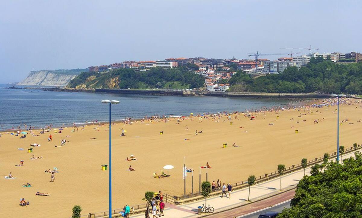 Getxo Beach